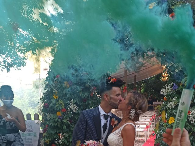 La boda de Jose Antonio y Jessica en Sant Fost De Campsentelles, Barcelona 10
