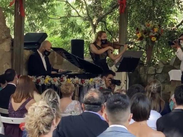 La boda de Jose Antonio y Jessica en Sant Fost De Campsentelles, Barcelona 12