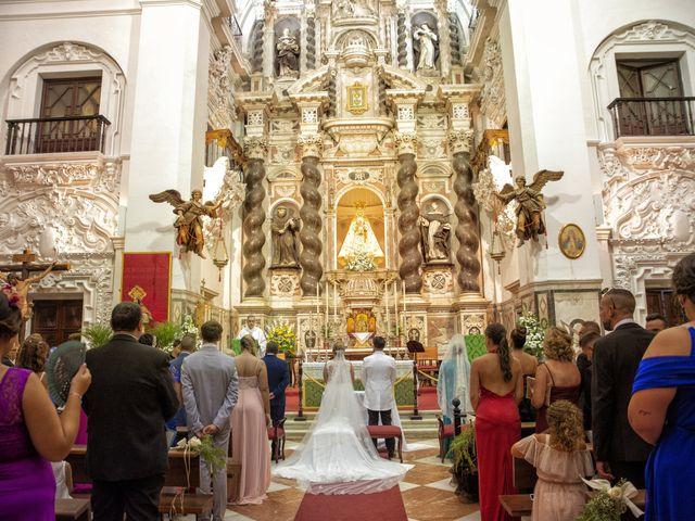 La boda de Mamen y José Domingo en Cádiz, Cádiz 5