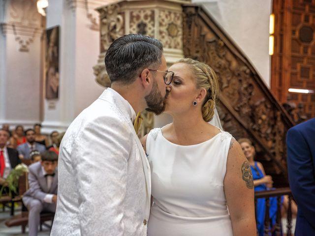 La boda de Mamen y José Domingo en Cádiz, Cádiz 6