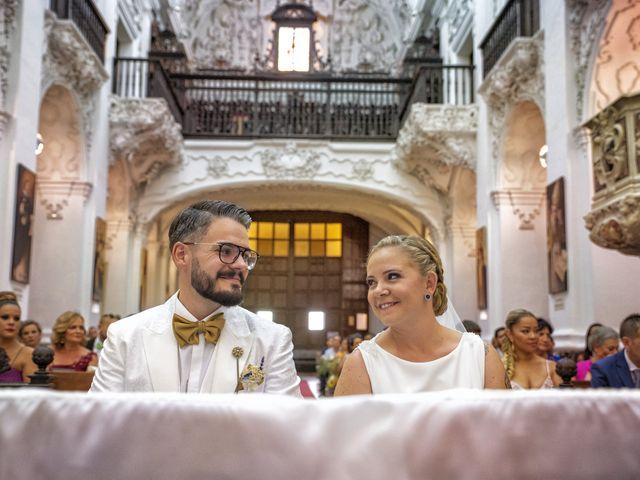 La boda de Mamen y José Domingo en Cádiz, Cádiz 7