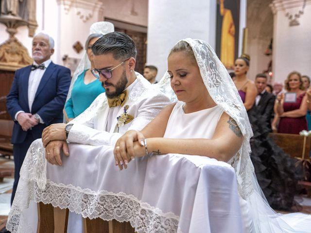 La boda de Mamen y José Domingo en Cádiz, Cádiz 8