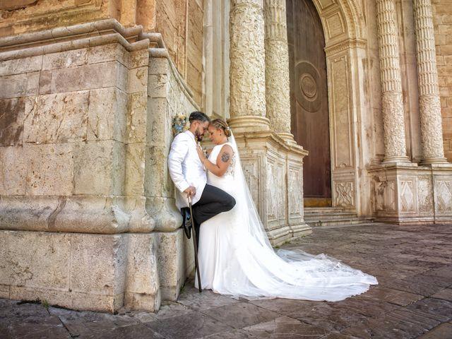 La boda de Mamen y José Domingo en Cádiz, Cádiz 12