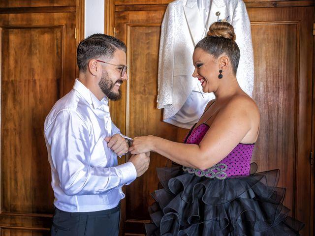 La boda de Mamen y José Domingo en Cádiz, Cádiz 19