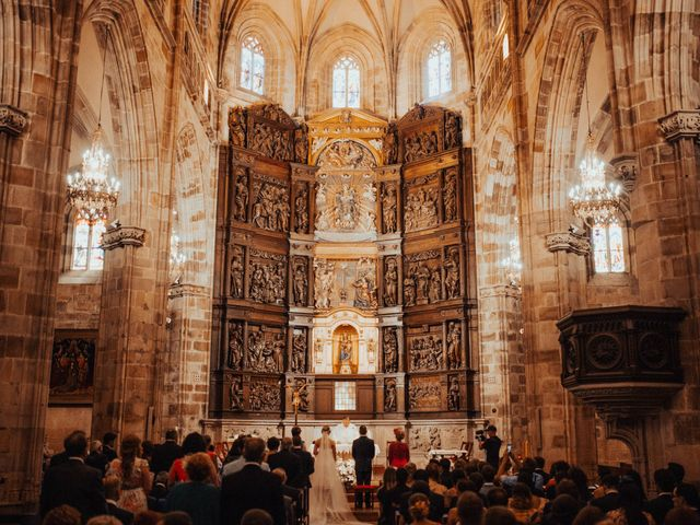 La boda de Pablo y Anastasia en Atxondo, Vizcaya 47