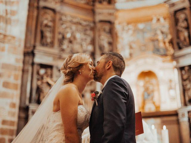 La boda de Pablo y Anastasia en Atxondo, Vizcaya 57