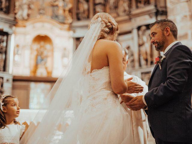 La boda de Pablo y Anastasia en Atxondo, Vizcaya 62