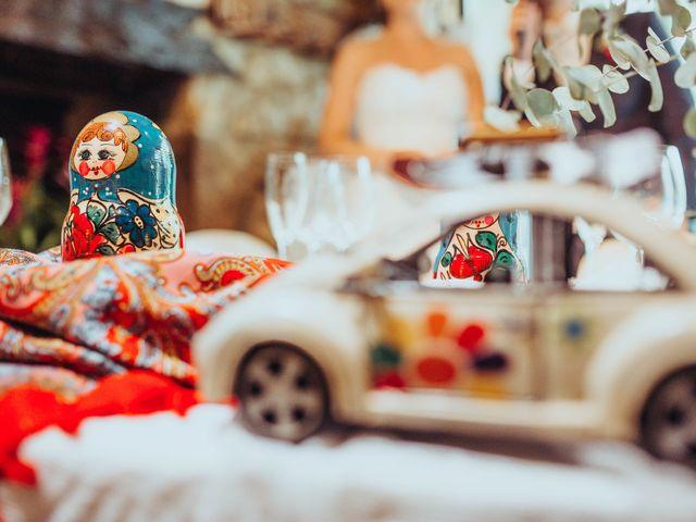 La boda de Pablo y Anastasia en Atxondo, Vizcaya 81