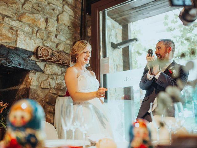 La boda de Pablo y Anastasia en Atxondo, Vizcaya 83