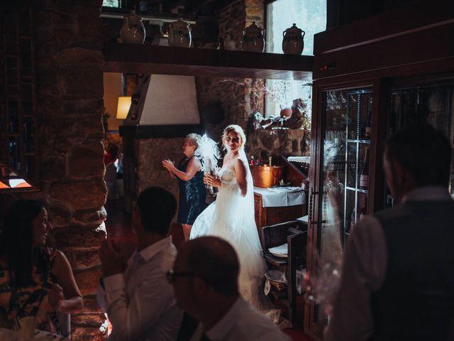 La boda de Pablo y Anastasia en Atxondo, Vizcaya 85
