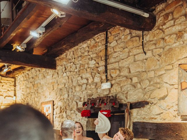 La boda de Pablo y Anastasia en Atxondo, Vizcaya 88