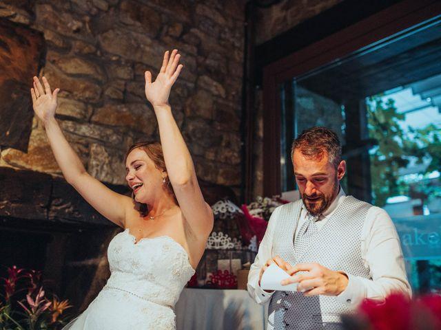 La boda de Pablo y Anastasia en Atxondo, Vizcaya 94