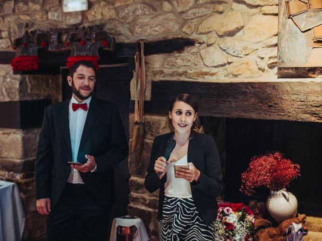 La boda de Pablo y Anastasia en Atxondo, Vizcaya 96