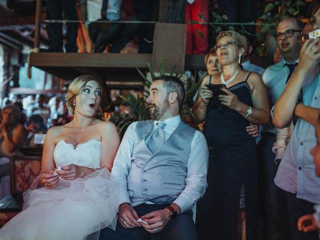 La boda de Pablo y Anastasia en Atxondo, Vizcaya 100