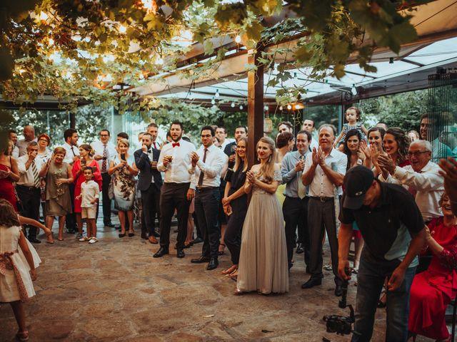 La boda de Pablo y Anastasia en Atxondo, Vizcaya 101