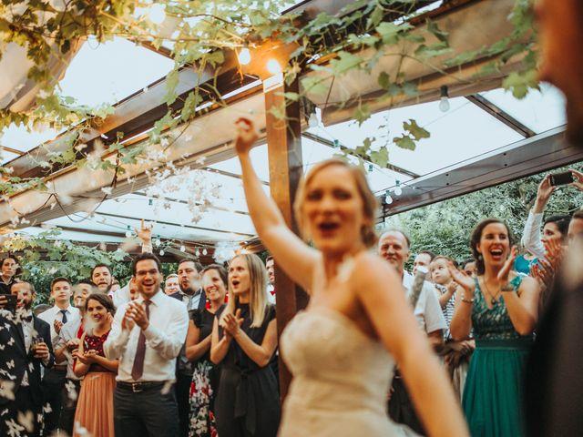 La boda de Pablo y Anastasia en Atxondo, Vizcaya 108