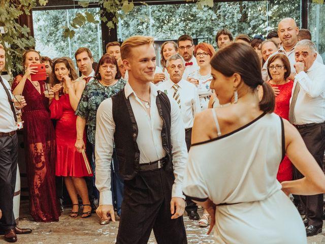 La boda de Pablo y Anastasia en Atxondo, Vizcaya 112