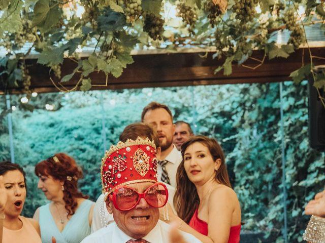 La boda de Pablo y Anastasia en Atxondo, Vizcaya 114