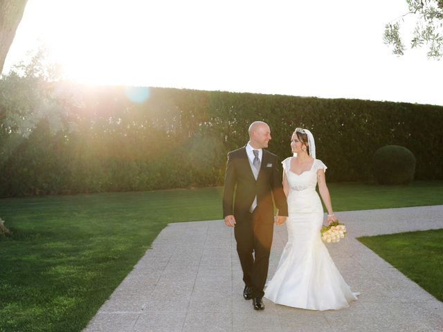 La boda de Rocio y Francisco Javier