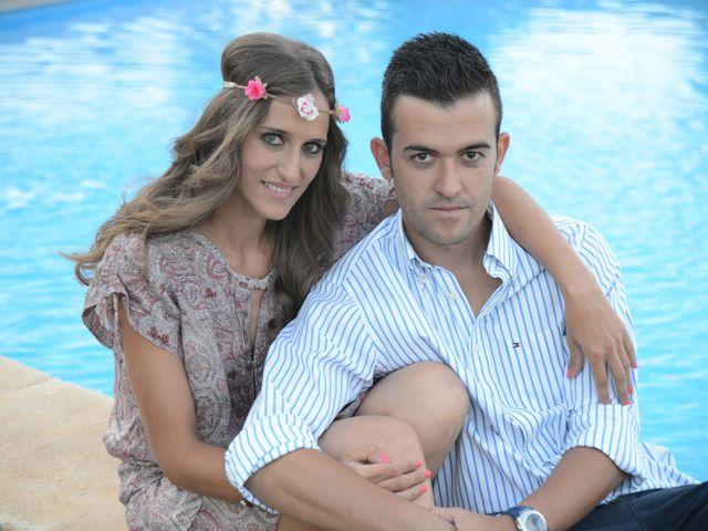 La boda de Javi y Ana en Argamasilla De Calatrava, Ciudad Real 3