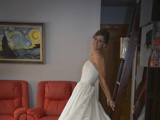 La boda de Javi y Ana en Argamasilla De Calatrava, Ciudad Real 20