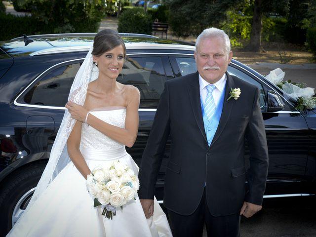 La boda de Javi y Ana en Argamasilla De Calatrava, Ciudad Real 27