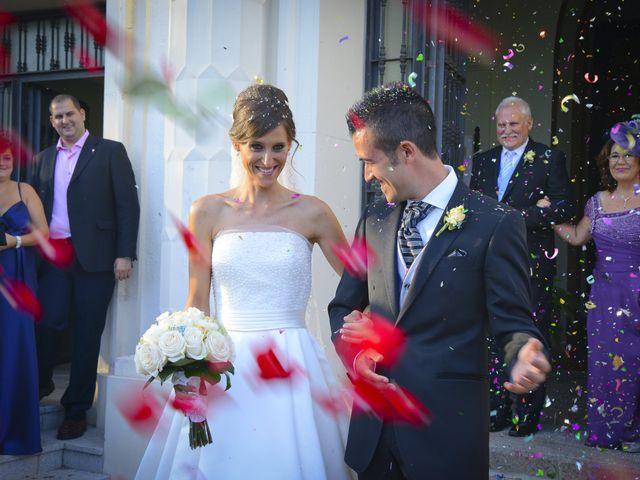 La boda de Javi y Ana en Argamasilla De Calatrava, Ciudad Real 33