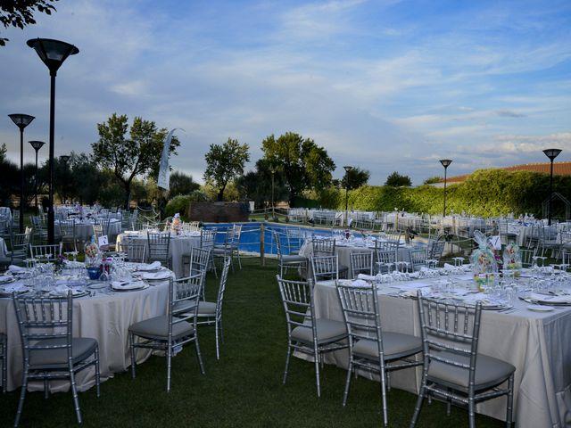 La boda de Javi y Ana en Argamasilla De Calatrava, Ciudad Real 34