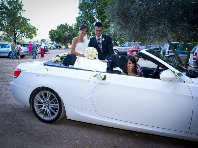 La boda de Javi y Ana en Argamasilla De Calatrava, Ciudad Real 41