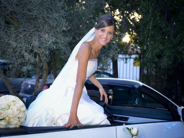 La boda de Javi y Ana en Argamasilla De Calatrava, Ciudad Real 42