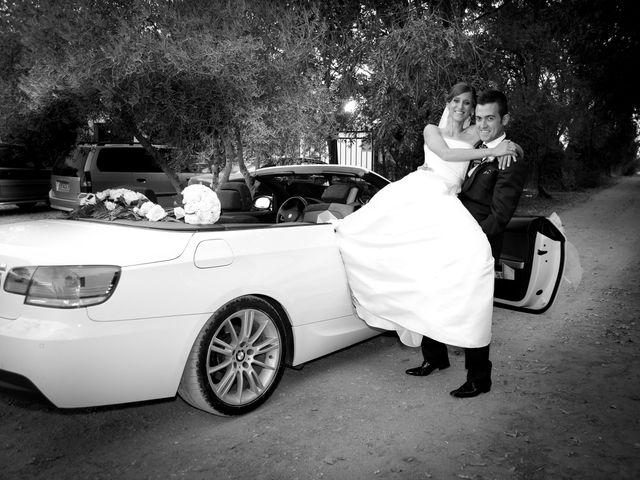 La boda de Javi y Ana en Argamasilla De Calatrava, Ciudad Real 43