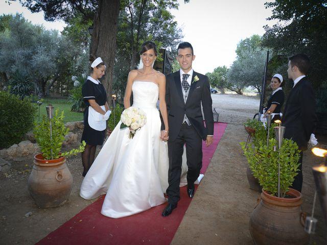 La boda de Javi y Ana en Argamasilla De Calatrava, Ciudad Real 45