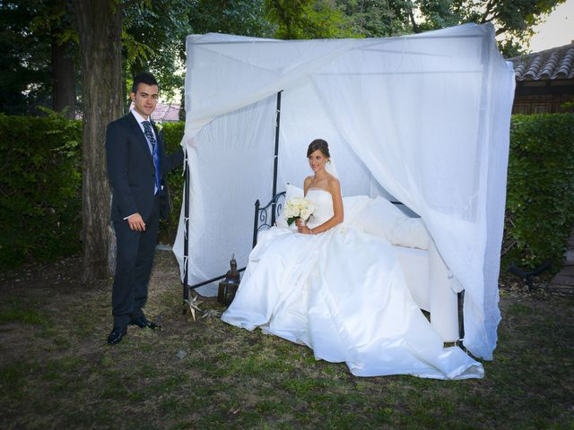 La boda de Javi y Ana en Argamasilla De Calatrava, Ciudad Real 46