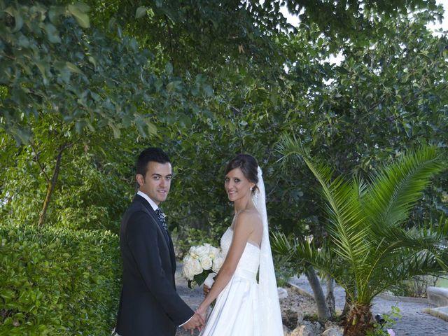 La boda de Javi y Ana en Argamasilla De Calatrava, Ciudad Real 47