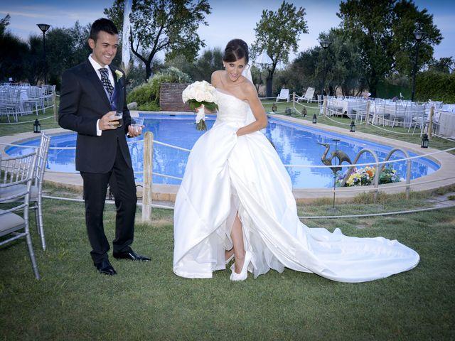 La boda de Javi y Ana en Argamasilla De Calatrava, Ciudad Real 1