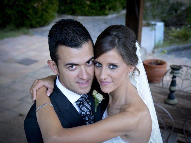 La boda de Javi y Ana en Argamasilla De Calatrava, Ciudad Real 49