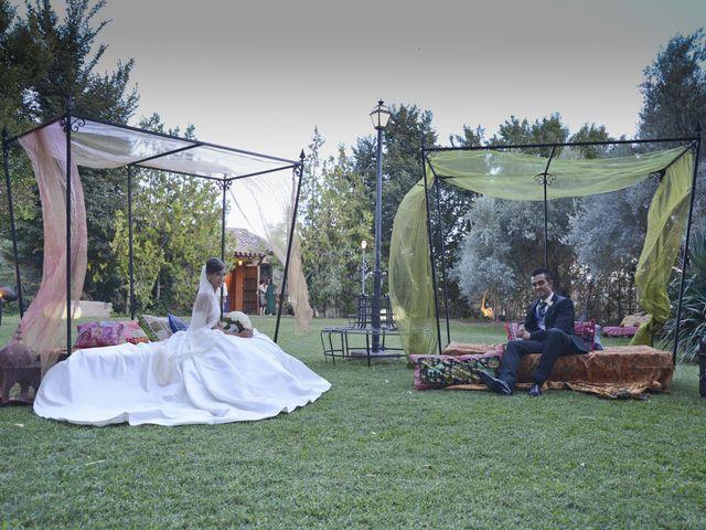 La boda de Javi y Ana en Argamasilla De Calatrava, Ciudad Real 50