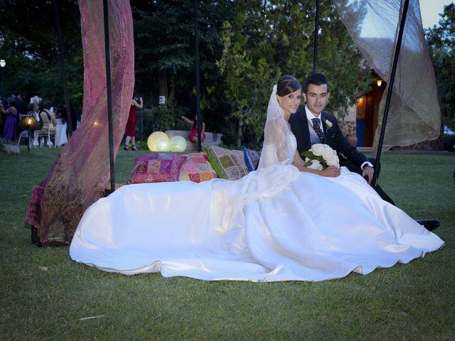 La boda de Javi y Ana en Argamasilla De Calatrava, Ciudad Real 51