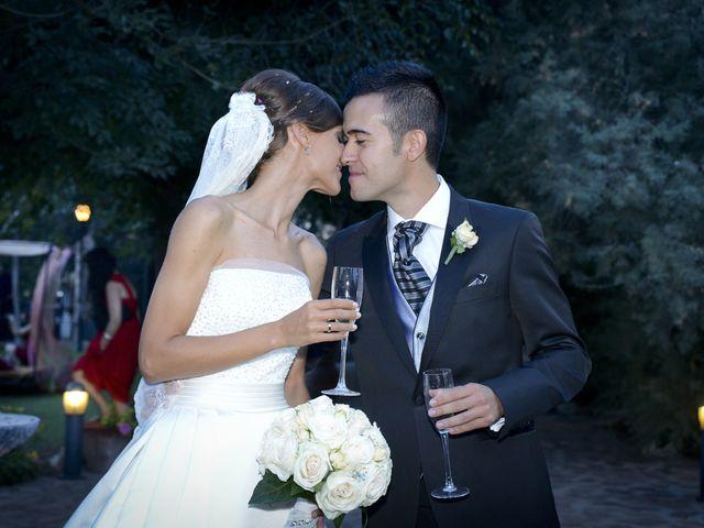 La boda de Javi y Ana en Argamasilla De Calatrava, Ciudad Real 2