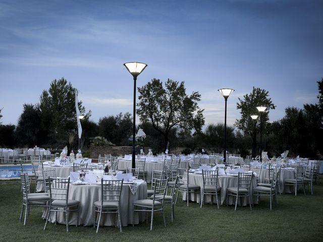 La boda de Javi y Ana en Argamasilla De Calatrava, Ciudad Real 60