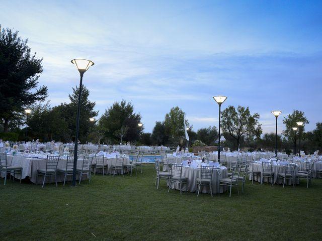 La boda de Javi y Ana en Argamasilla De Calatrava, Ciudad Real 62