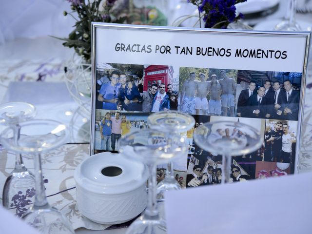 La boda de Javi y Ana en Argamasilla De Calatrava, Ciudad Real 64