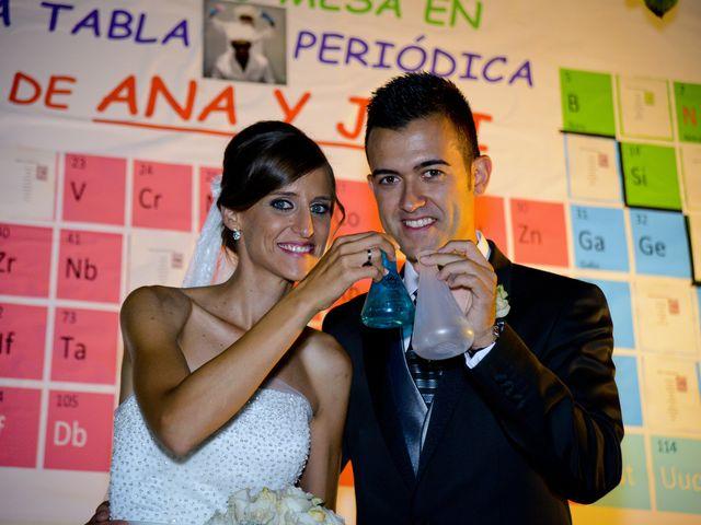 La boda de Javi y Ana en Argamasilla De Calatrava, Ciudad Real 66