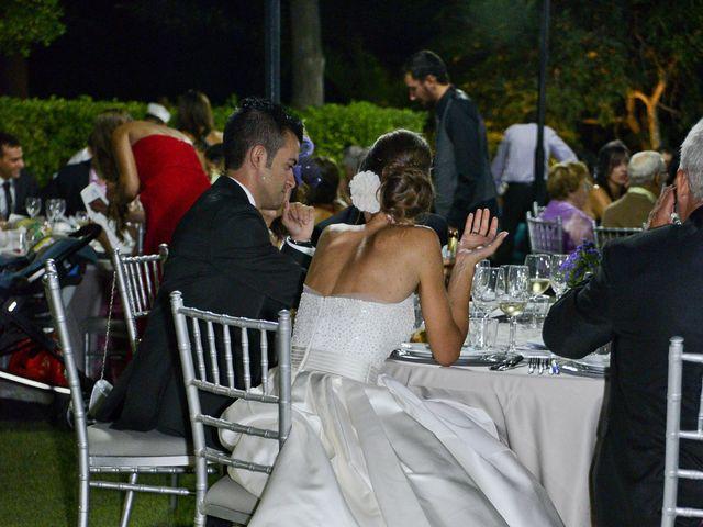 La boda de Javi y Ana en Argamasilla De Calatrava, Ciudad Real 69