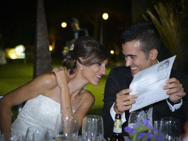 La boda de Javi y Ana en Argamasilla De Calatrava, Ciudad Real 70