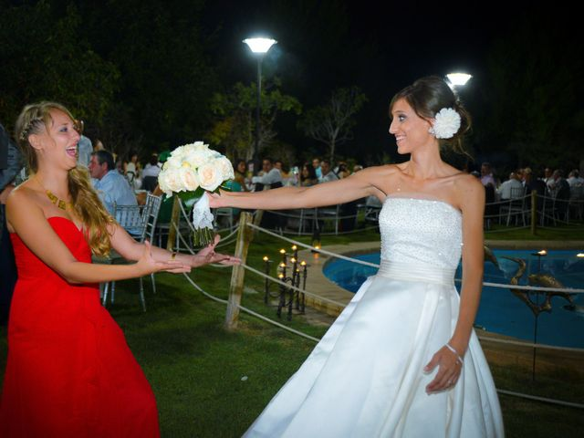 La boda de Javi y Ana en Argamasilla De Calatrava, Ciudad Real 73