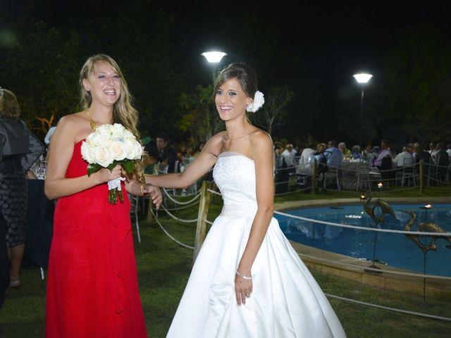 La boda de Javi y Ana en Argamasilla De Calatrava, Ciudad Real 74