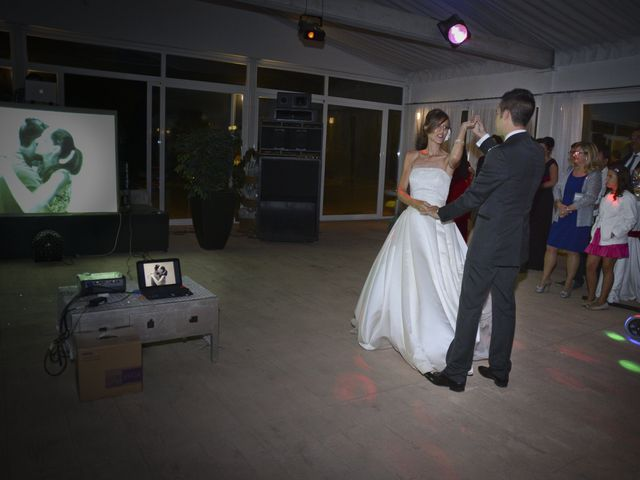 La boda de Javi y Ana en Argamasilla De Calatrava, Ciudad Real 92