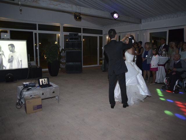 La boda de Javi y Ana en Argamasilla De Calatrava, Ciudad Real 94