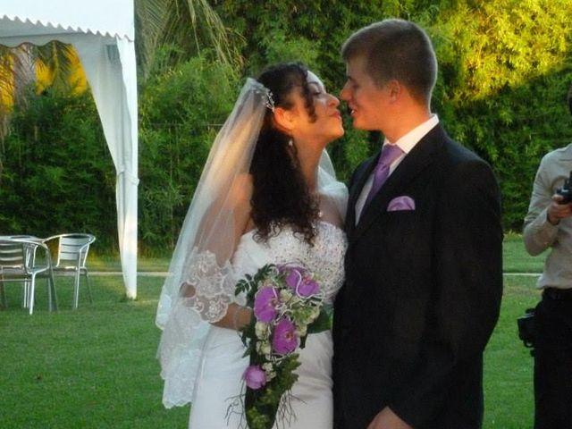 La boda de Marek y Ana en Gandia, Valencia 5